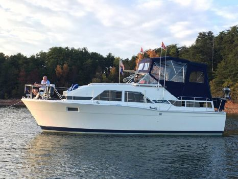 1978 Chris-Craft 350 Catalina