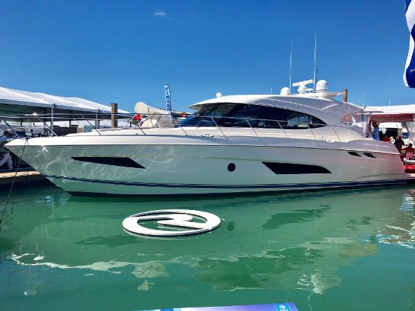 2017 Riviera 5400 Sport Yacht-AVAILABLE NOW! Riviera 5400 Sport Yacht