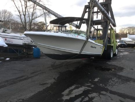 2013 TIDEWATER BOATS 19 DUAL CONSOLE