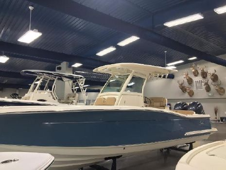 2017 Scout Boats 275 LXF