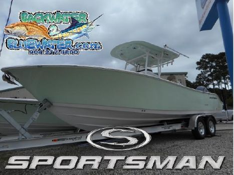2018 SPORTSMAN Open 282 Center Console