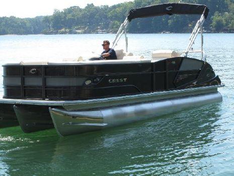 2017 Crest Pontoon Boats CAR250SLR2