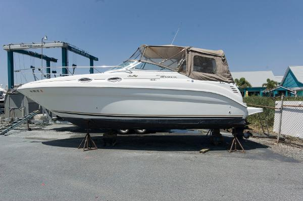 Check out this 1999 SEA RAY 260 Sundancer on Boattrader com