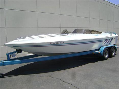 1997 Kachina Boats LaBala