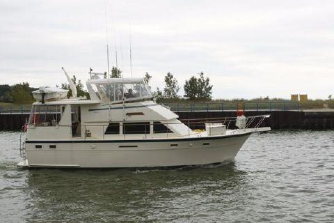 1985 Hatteras 43 Motoryacht
