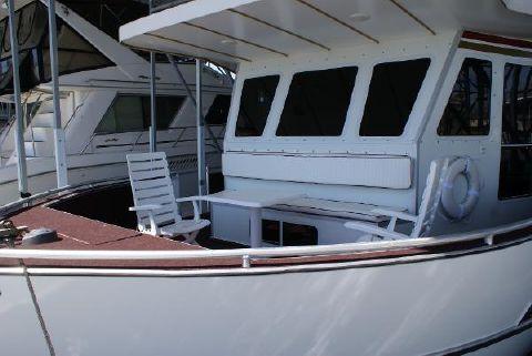 2005 Legacy Yachts Houseboat