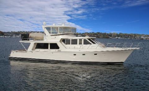 2005 Offshore Pilothouse