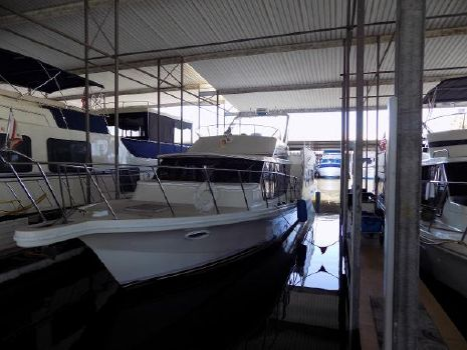 1986 Blue Water 51 Coastal Cruiser