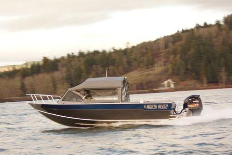 2016 North River Seahawk 24003