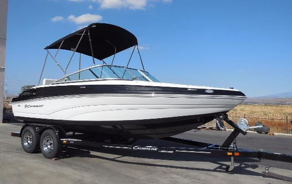 2018 Crownline 205SS