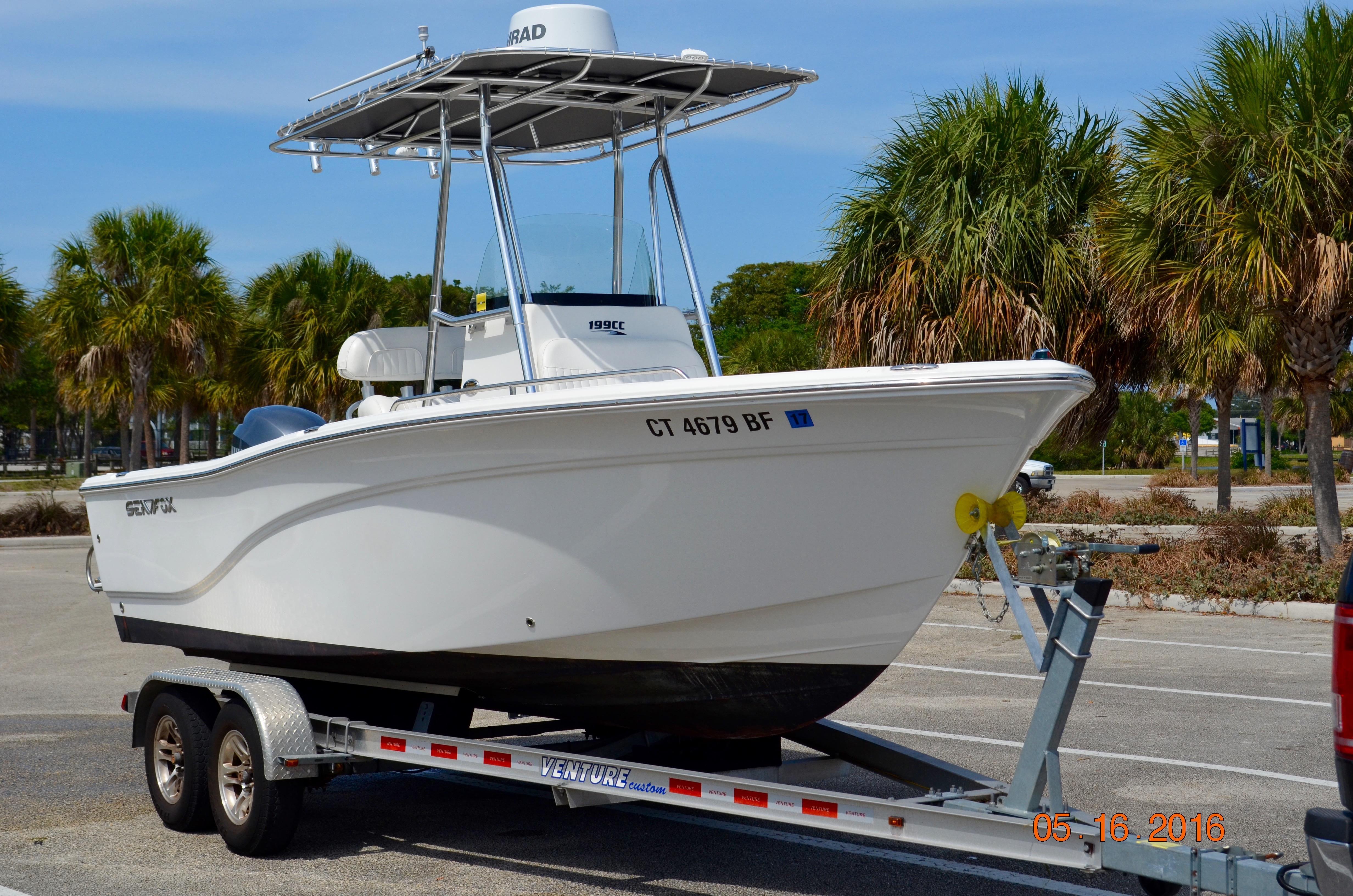 2012 Sea Fox 199CC Pro Series