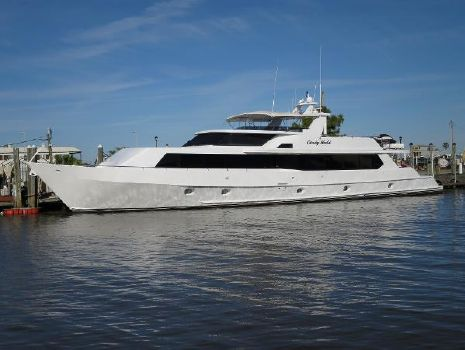 2001 Swiftships Custom Raised Pilot House