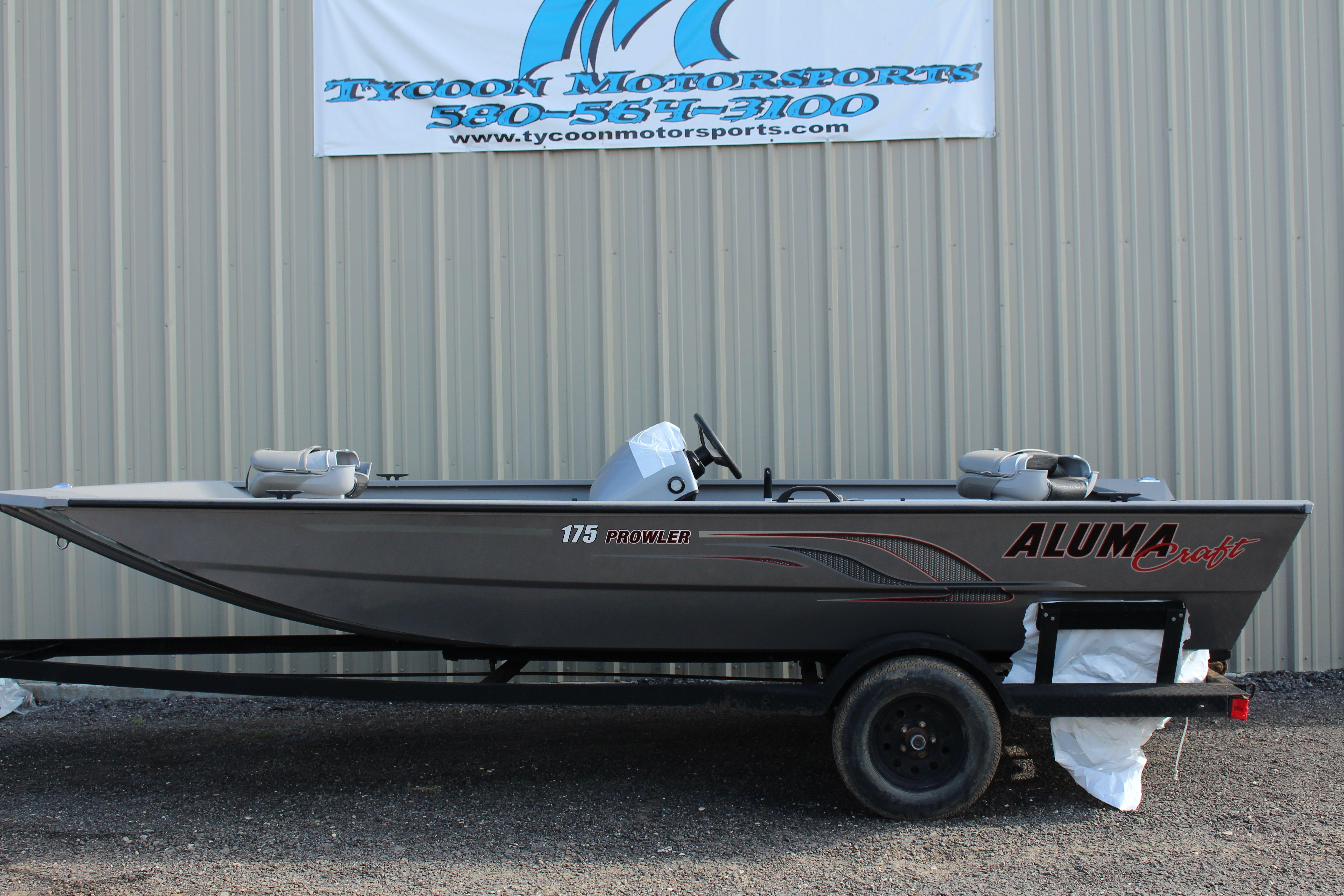 2015 Alumacraft Prowler 175