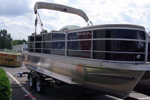 2015 G3 Boats SunCatcher V322 GT