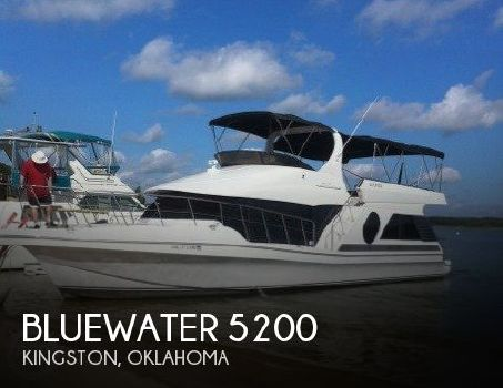 2003 Bluewater Yachts 5200 2003 Bluewater 5200 for sale in Kingston, OK