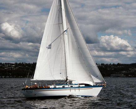 1978  Jason 35 Sails near new