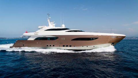 2008 Tamsen Yachts 41M