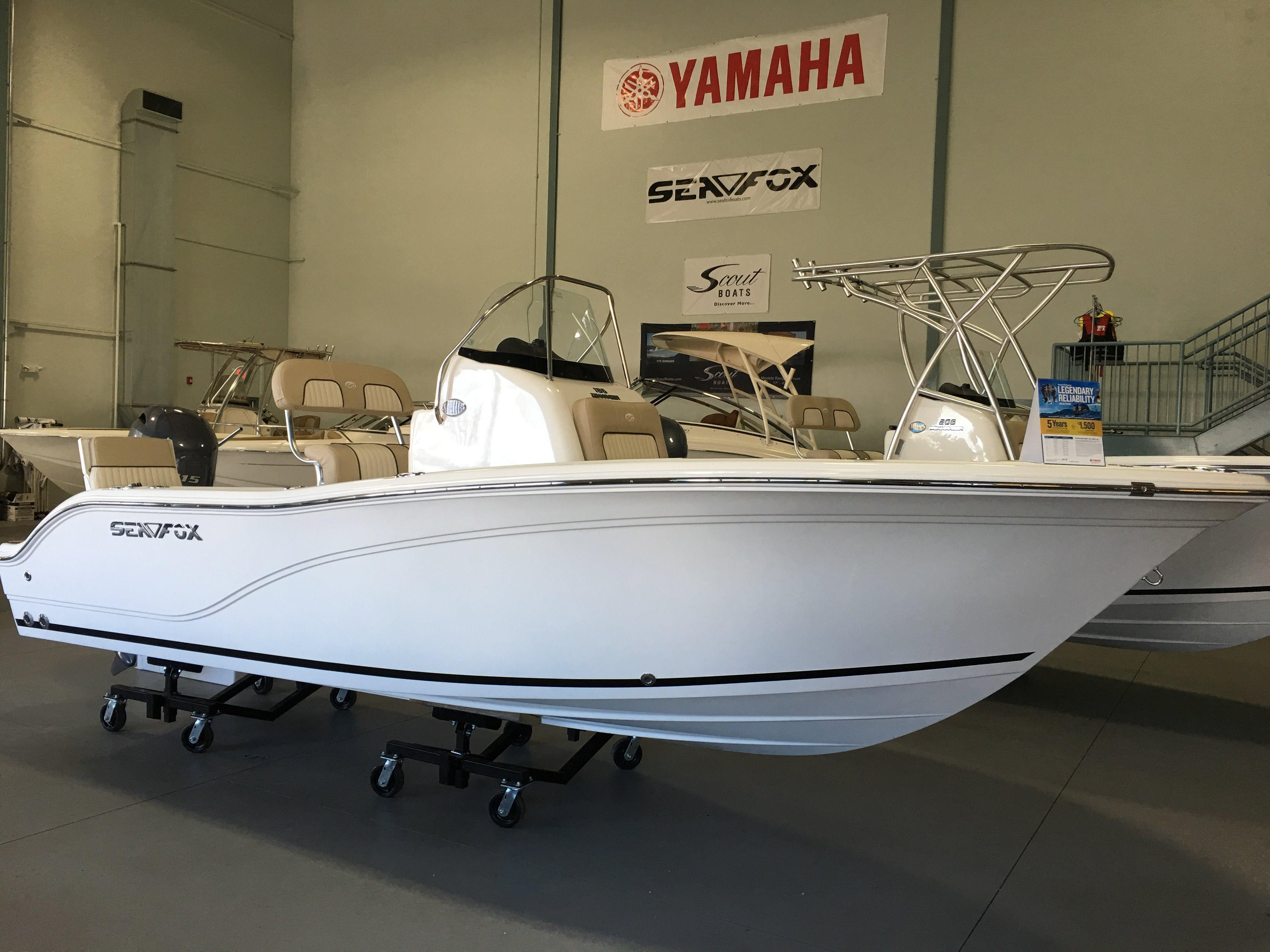2016 Sea Fox 186 Commander