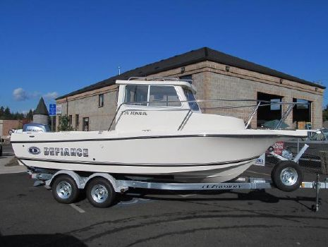 2015 Defiance Admiral 220 NT