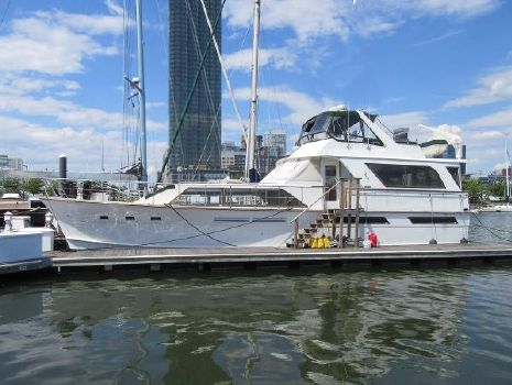 1979 Pacemaker 57 Motor Yacht