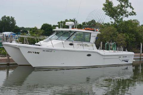 1998 Baha Cruisers 340 Catamaran