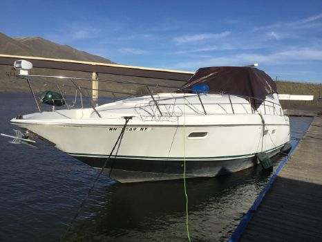 1993 Chris-Craft Continental 380