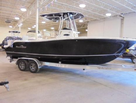 2016 Nautic Star 2500 Offshore