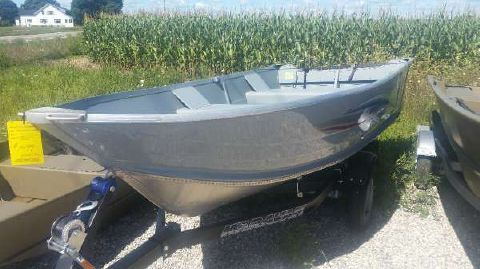 2013 Smoker Craft Alaskan 12 TL