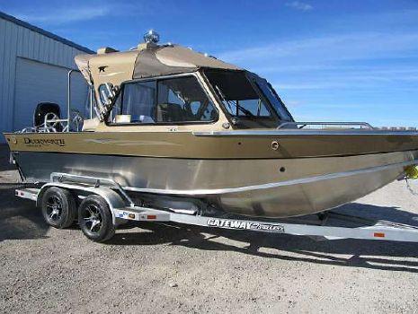 2014 Duckworth Pacific Navigator 215