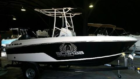 2018 WELLCRAFT 182 Scarab