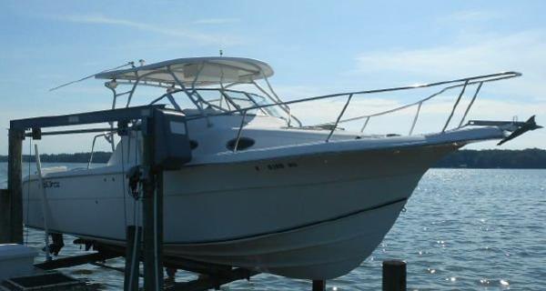 2006 Sea Fox 287 Walkaround