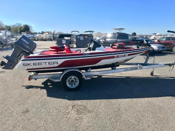 2007 Skeeter SX 170