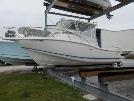 2001 SCOUT 280 Abaco