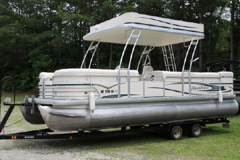 2007 AQUA PATIO 240 SD.