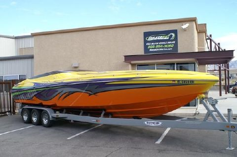 2011 Nordic 35 Flame