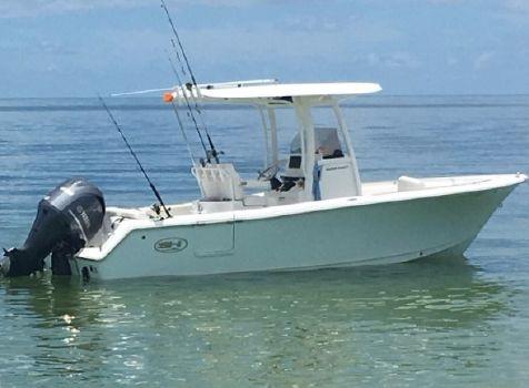 2016 Sea Hunt 235 Ultra SE