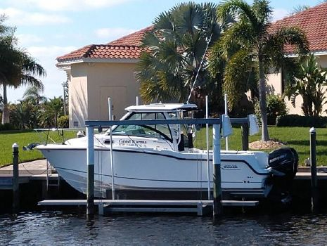 2013 BOSTON WHALER 285 Conquest