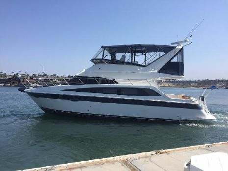2008 Carver 43 SS IPS Joystick Beautiful Boat