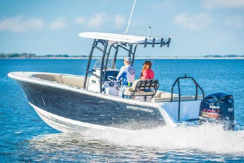 2018 Sportsman Heritage 231 Center Console Manufacturer Provided Image