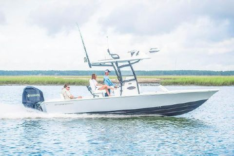 2018 Sportsman Masters 267 Bay Boat Manufacturer Provided Image