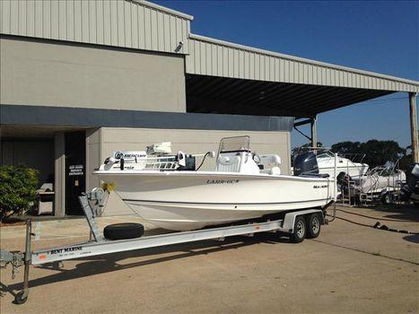 2012 Sea Hunt Bay Boat BX 24