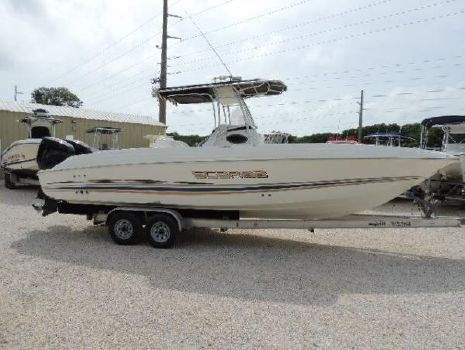 2001 Wellcraft 29 CCF