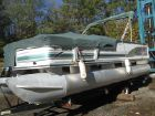 2002 SUN TRACKER 21 Signature Fish Barge
