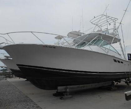 1998 LUHRS SOLD - 36 OPEN