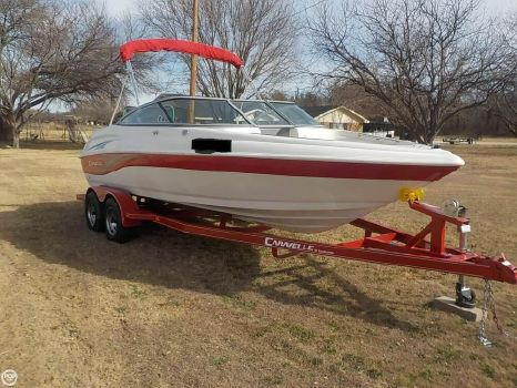2008 Caravelle Boats 206 Bow Rider 2008 Caravelle 206 Bow Rider for sale in Bridgeport, TX