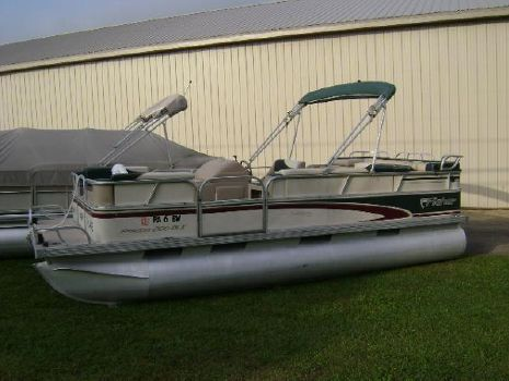 1997 Fisher Freedom 200 DLX