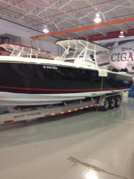 2012 Cigarette Racing 39' Top Fish