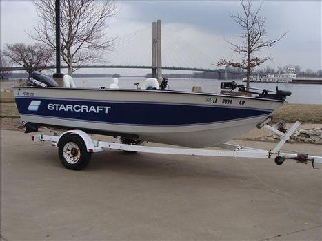 1991 Starcraft 170 Fish Master