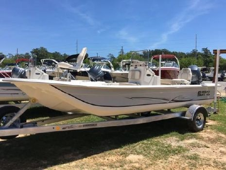 2016 Carolina Skiff 20 JVX Center Console