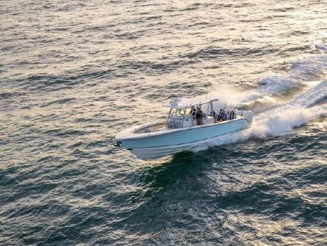2018 Mako 414 CC Bluewater Family Edition